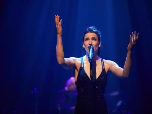 Renée van Wegberg zingt List, Shaffy en Piaf