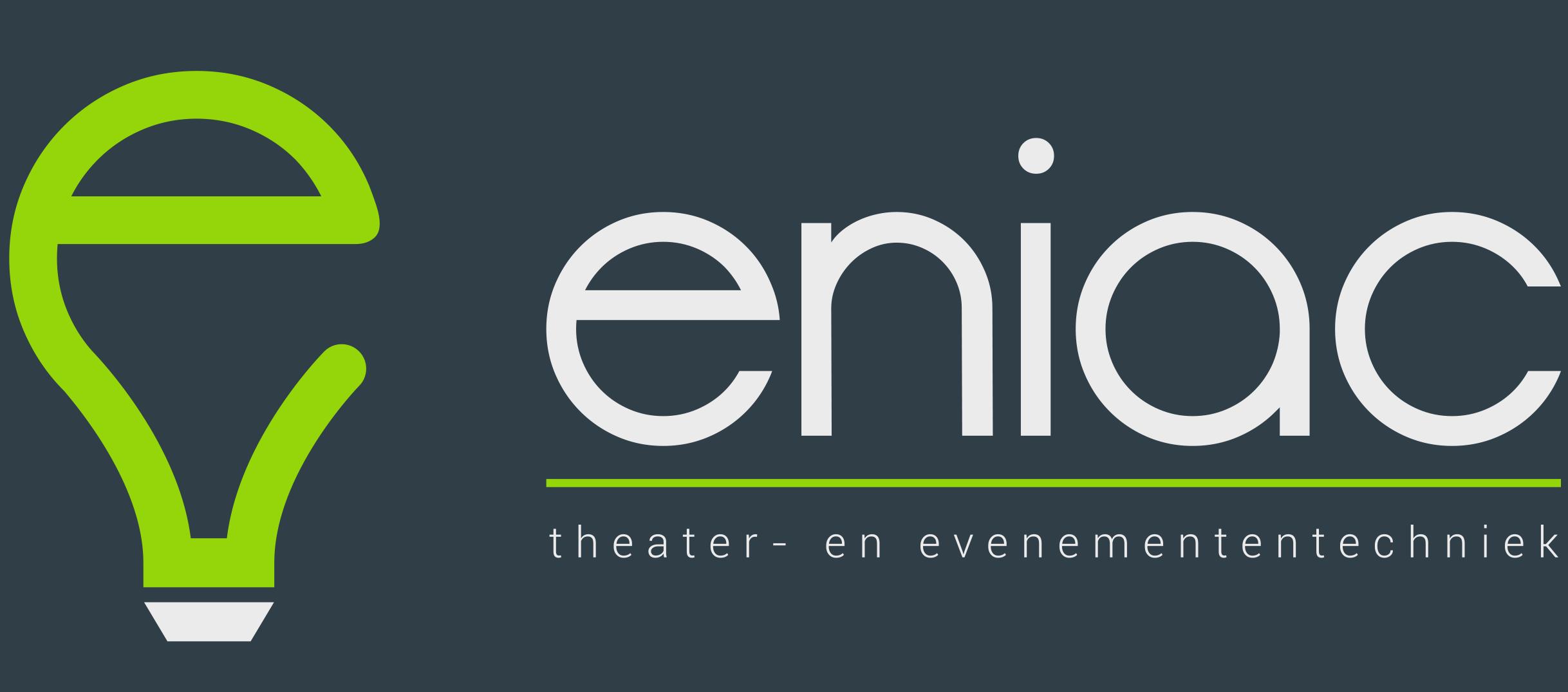 Logo Eniac Theater- en Evenemententechniek