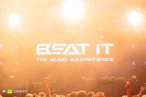 Beat it the music maxperience