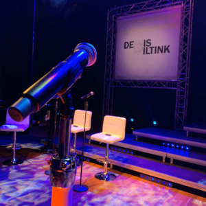 Dennis Wiltink in Concert