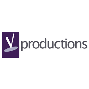 V-Productions logo